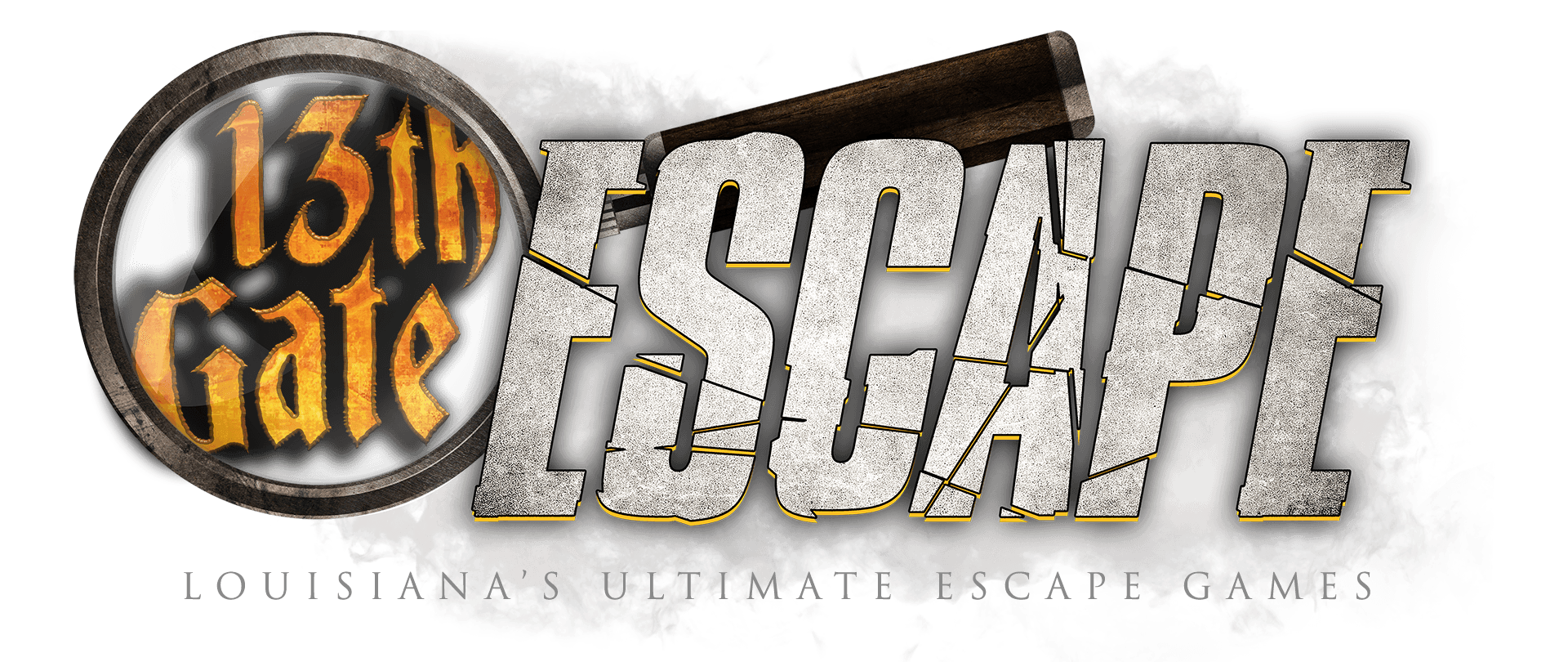 Louisiana's Ultimate Escape Games – 13th Gate Escape – You Have 60 minutes And One Goal… Escape before time runs out!